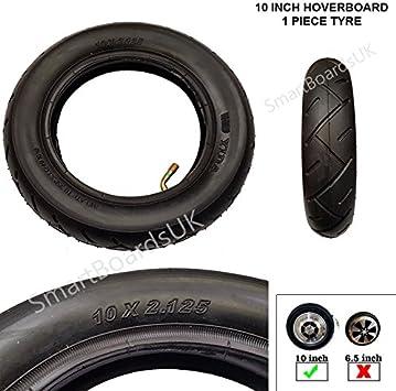 Hoverboard Swegway de 10 pulgadas de neumático y tubo interior ...