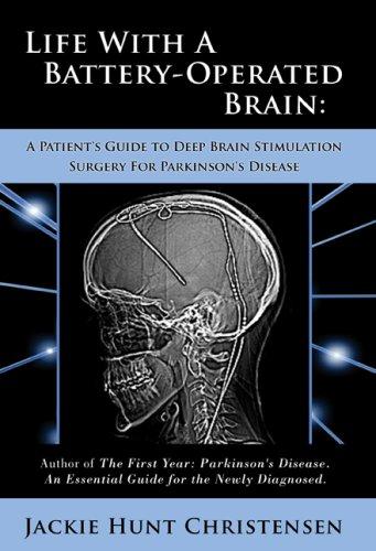 Life Battery Operated Brain Stimulation Parkinsons