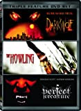 Dark Wolf / The Howling / Perfect Creature - Triple Feature DVD set