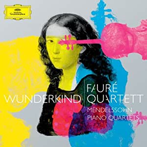 Mendelssohn: Wunderkind