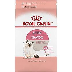 Royal Canin Feline Health Nutrition Kitten Dry Cat Food, 7-pound