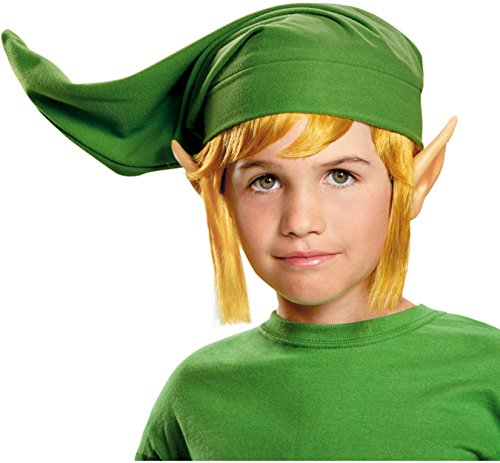 The Legend of Zelda: Link Deluxe Child Costume (Zelda Costume Child)