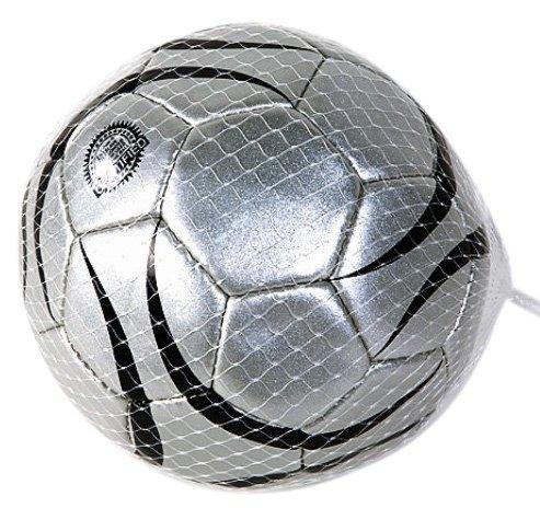 Fußball 9Z 350gr Silver S [Spielzeug] [Spielzeug] [Spielzeug] [Spielzeug]