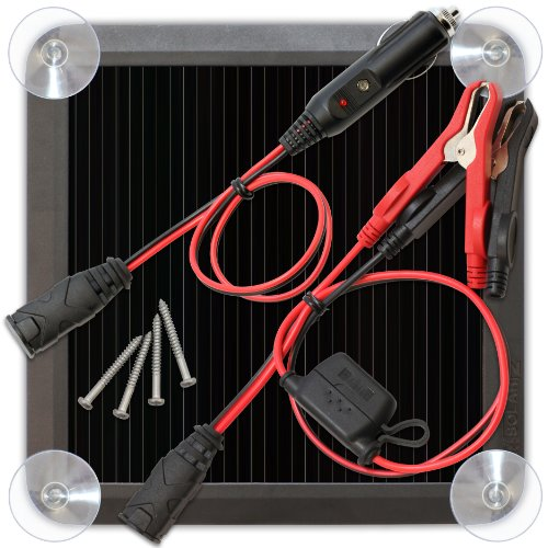 Best 12V Solar Battery Charger - 3