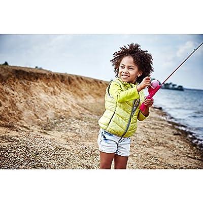 Shakespeare Barbie Backpack Fishing Kit: Sports & Outdoors