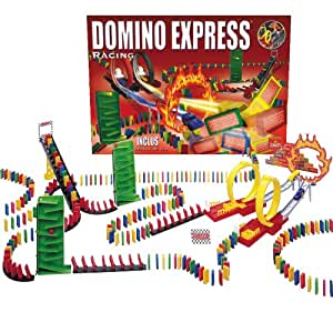 Goliath Domino Express Racing: Amazon.es: Juguetes y juegos