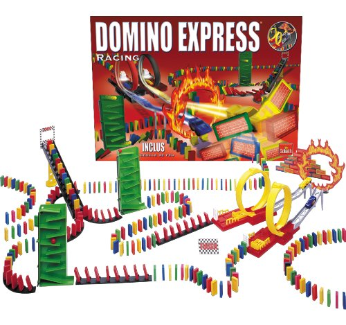Domino Express Racing. by Goliath Games