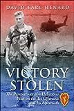 Victory Stolen, David Earl Henard, 1604749296