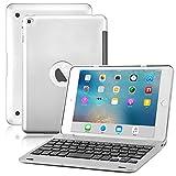 Best Boriyuan Wireless Keyboard Ipads - iPad Mini 4 Case with Keyboard, BoriYuan Bluetooth Review