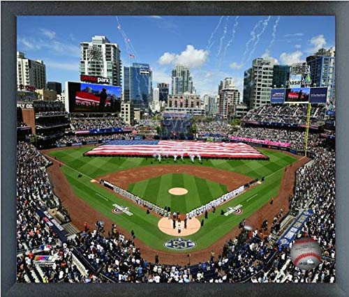 (Petco Park San Diego Padres 2019 Opening Day Photo (Size: 12