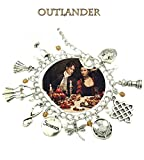 Outlander Gear Outlander Charm Bracelet TV Show Series Jewelry Multi Charms - Wristlet Collection