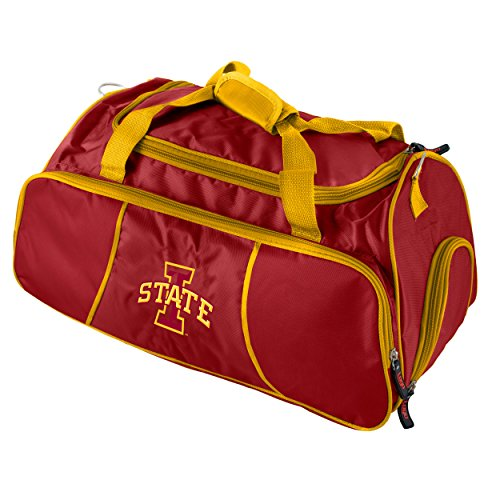 NCAA Iowa State Cyclones Athletic Duffel (Iowa State Cyclones Collectibles)