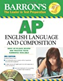 Barrons AP English Language with CD