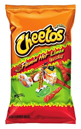 flaming hot cheetos lime - 1