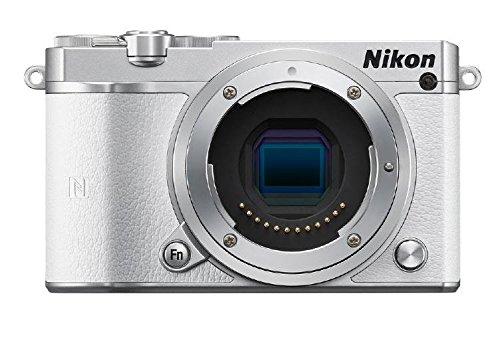 Nikon 1 J5 Mirrorless Digital Camera   No Warranty