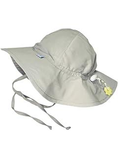 54612cc2ea81c Amazon.com  UPF 50+ Sun Protection Brim Hat by Iplay Royal Blue 9-18 ...