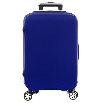 Comficent Funda Cubierta Protectora Elástico Maleta para Viaje Protector de Equipaje Antipolvo Equipaje Mano 18-30 Pulgadas Maleta No Incluida (Azul, ...