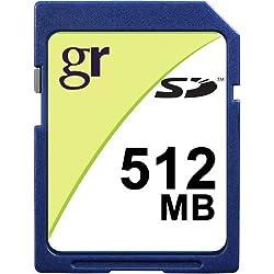 512mb Sd Secure Digital Card (Bqn) [Electronics]