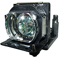 AuraBeam Economy Mitsubishi XL9U Projector Replacement Lamp with Housing
