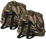 GearOZ Mesh Decoy Bag, Duck Hunting Gear for Hunting Avian Waterfowl Turkey Goose, Decoy Backpack Light Weight