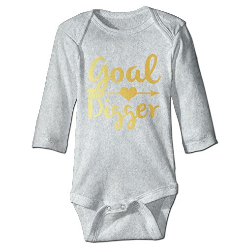 Baby Girl Coverall Goal Digger 1 Baby Rompers