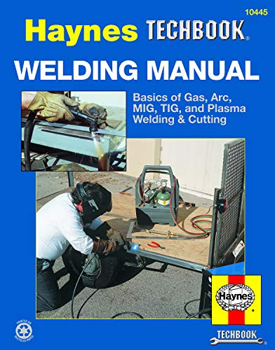 Welding Manual Haynes TECHBOOK