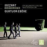 Mozart: Dissonances / String Quartets KV 421 & 465 / Divertimento KV 138