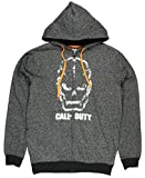Call Of Duty Black Ops Men's Zip Front Fleece Hoodie (M)