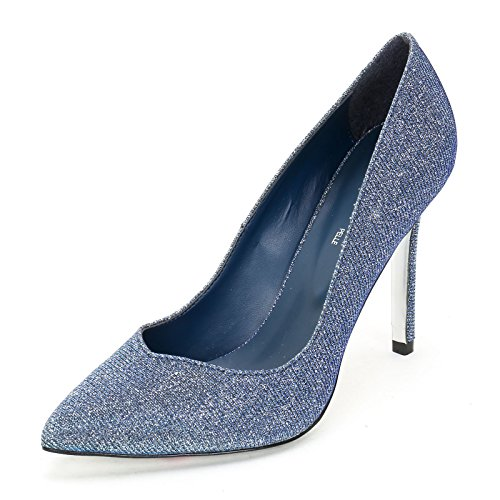ALESYA by Scarpe&Scarpe - Zapatos de salón lurex Azul