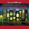 Book Scavenger Audiobook by Jennifer Chambliss Bertman Narrated by Jessica Almasy