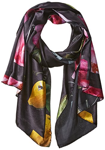 ted-baker-london-womens-catori-citrus-bloom-long-scarf-black-one-size