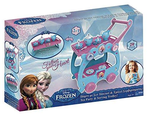 Sambro RLP-005 Frozen - Carro de Fie