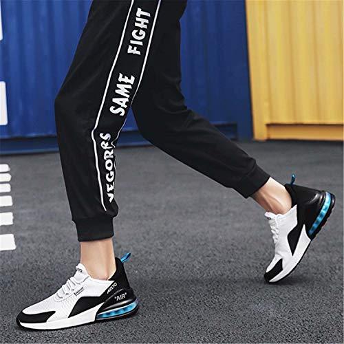 Running All'aperto Sportive Ginnastica Uomo white Da Blue Basse amp; Scarpe Air Corsa Sneakers 270 Shoes Fitness Interior Donna Casual xfw4YZwRq