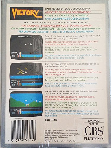Victory - ColecoVision (CBS International Verison)