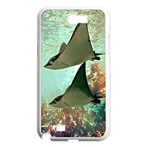 Samsung Galaxy Note 2 N7100 Phone Case Pet fish S6Q1128600