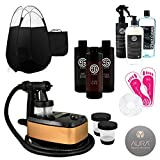 Allure Spray Tan Machine with Sjolie Tanning Solution - Best Reviews Guide