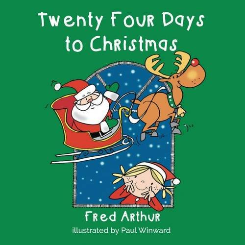 Read Online Twenty Four Days to Christmas PDF