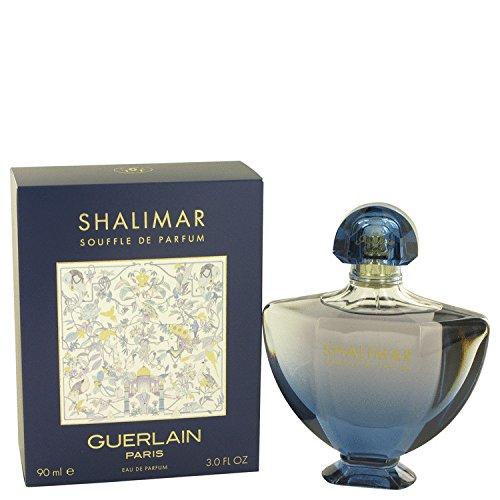 (Guerlåin Shälimar Soüffle Dè Pärfum Pèrfume For Women 3 oz Eau De Parfum Spray (2014 Limited Edition) + Free Shower Gel)