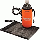 Yakuzzi Drink Holder for Kayaks, Easy Snap-On Installation, Orange, Outdoor Stuffs
