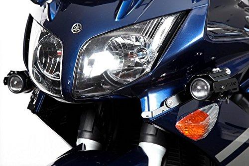 Yamaha FJR1300 Hella fog lights with mounting (Yamaha Mounting Bracket)