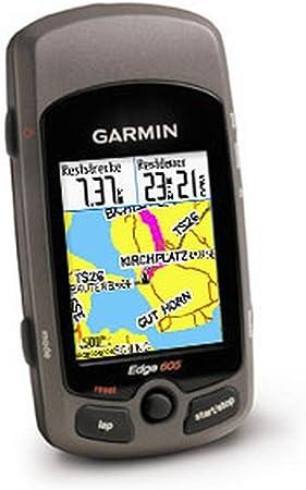 Garmin Edge 605 - Ordenador para Bicicletas (176 x 220 Pixeles, 15 ...