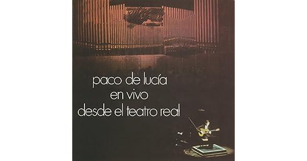 Amazon.com: Granainas (En Vivo Desde El Teatro Real / 1975 ...