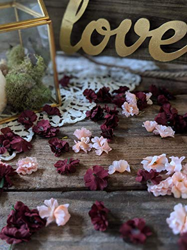 Wedding Sweetheart Table Decorations, Table Flower Decor, Bridal Shower Decorations]()