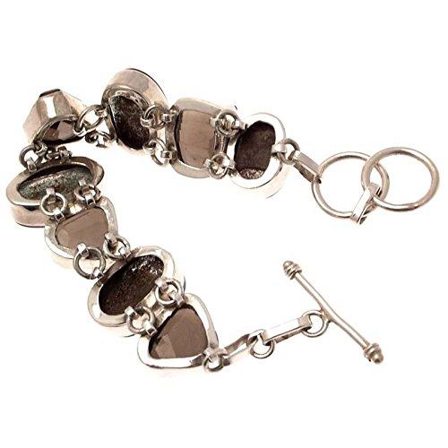 Chunky Bracelet Bracelet Rhodolite rodolite Bracelet Bijoux Rhodolite