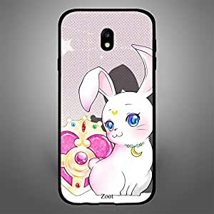 Samsung Galaxy J7 2017 Rabbit Moon