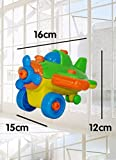 Hot Sale! Canserin Children Disassembly Airplane Toys Educational Toys for Kids Christmas Gifts