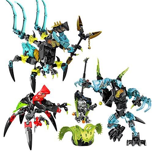 hero factory crystal beast - 2