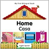 My First Bilingual Book - Home, Milet Publishing Staff, 184059652X
