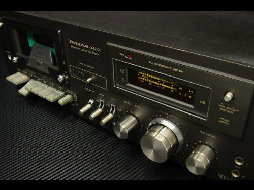 Technics テクニクス RS-M30 ステレオカセットデッキ B00EDCGXP2