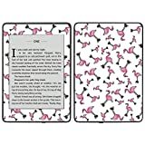 MightySkins Skin Compatible with Amazon Kindle Paperwhite 2018 (Waterproof Model) - Cool Flamingo | Protective, Durable, and Unique Vinyl Decal wrap Cover | Easy to Apply, Remove| Made in The USA